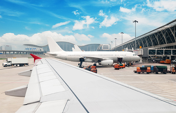 Airport services | Swift Charters