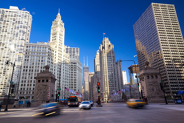 See Chicago in a Charter Bus - Swift Charters