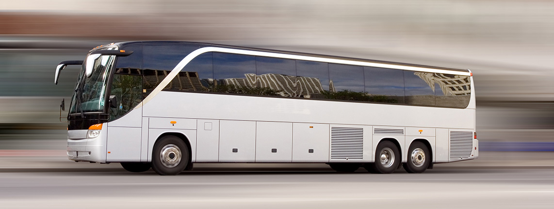 Direct Travel - Taking a Charter Bus